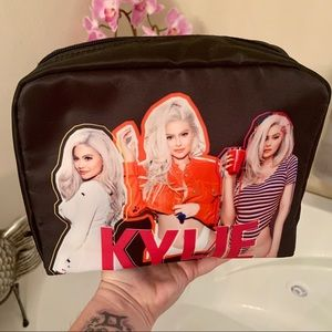 Kylie Cosmetics Birthday Makeup Bag - NWT